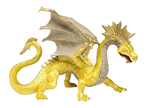 Safari s10118 Drachen Golden Miniatur von Safari