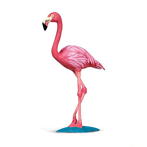 Safari Miniaturfigur 'Wings of the World Flamingo' S239929 von Safari