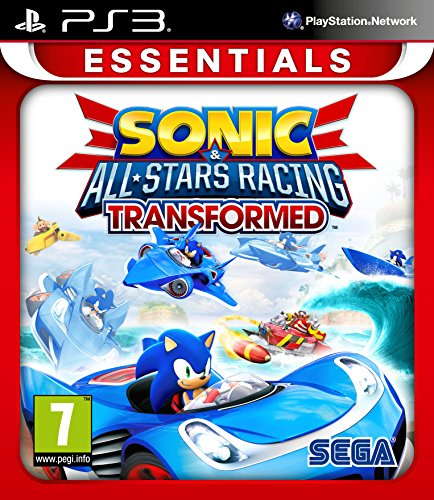 Ps3 Sonic & All-Stars Racing Transformed (Eu) von Sonic and All Stars Racing