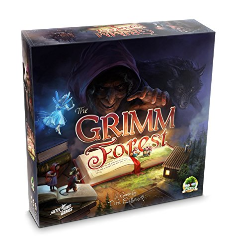 Skybound Entertainment The Grimm Forest - English von Skybound Entertainment