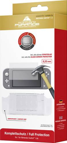 Software Pyramide Full Protection Zubehör-Set Nintendo Switch von Software Pyramide