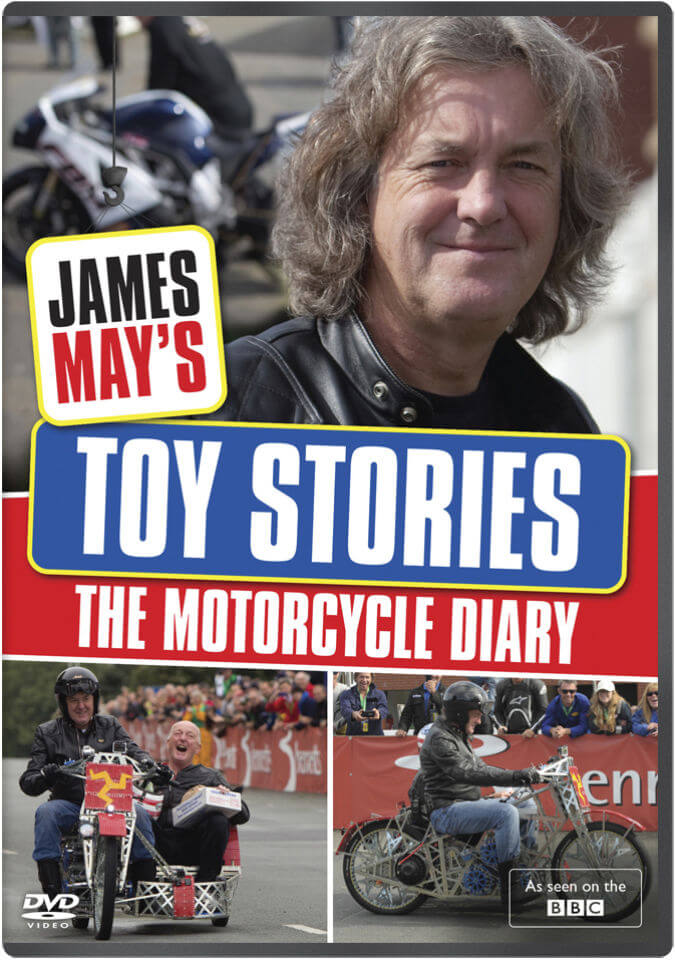 James May Toy Stories: The Motorcycle Diary von Spirit Entertainment