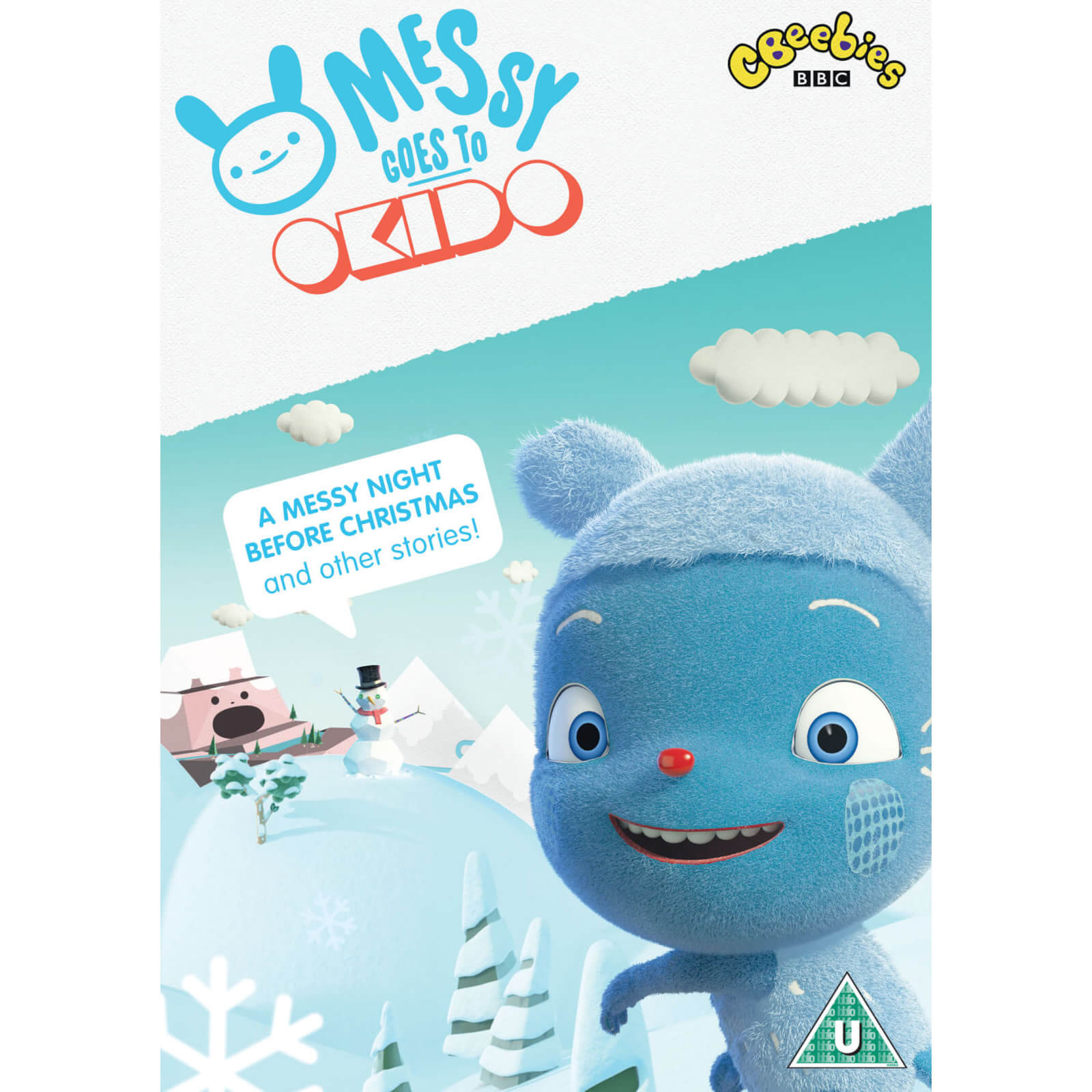 Messy Goes To Okido: A Messy Night Before Christmas and Other Stories von Spirit Entertainment