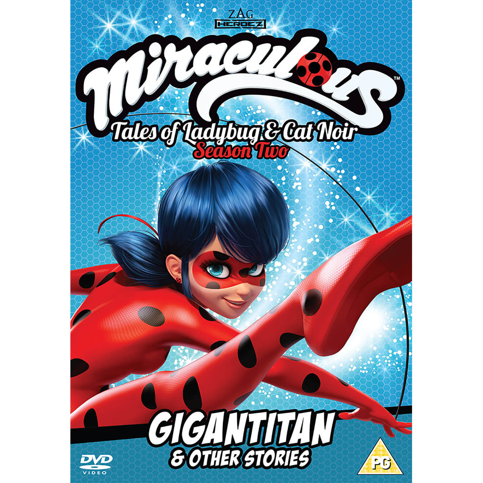 Miraculous: Tales of Ladybug and Cat Noir - Gigantian & Other Stories von Spirit Entertainment