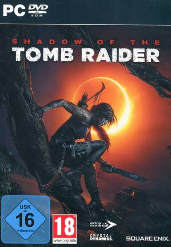PC DVD Shadow of the Tomb Raider PC USK: 16 von Square Enix