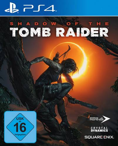 PS4 Shadow of the Tomb Raider PS4 USK: 16 von Square Enix