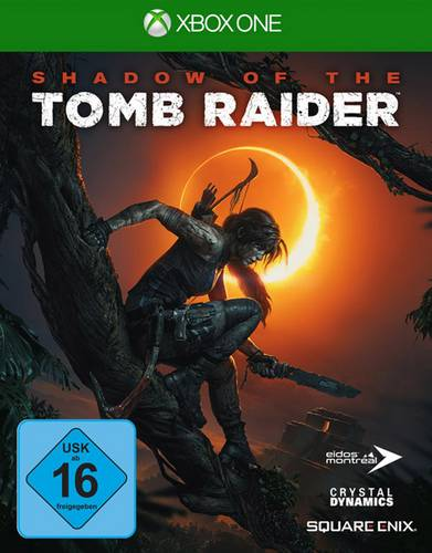 XBO Shadow of the Tomb Raider Xbox One USK: 16 von Square Enix