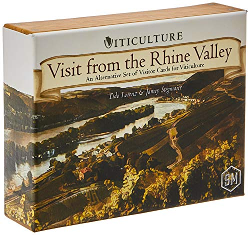 Stonemaier Games Viticulture: Visit from The Rhine Valley - English von Stonemaier Games