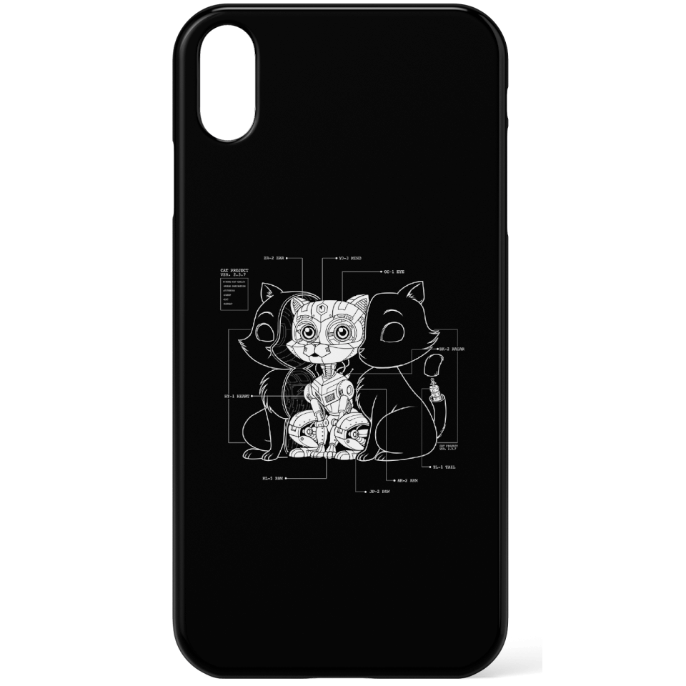 Cat Inside Phone Case for iPhone and Android - iPhone 6 - Tough Hülle Glänzend von TOBIAS FONSECA