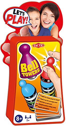 Tactic 54831 Let 's Play Bell Towers Spiel von Tactic