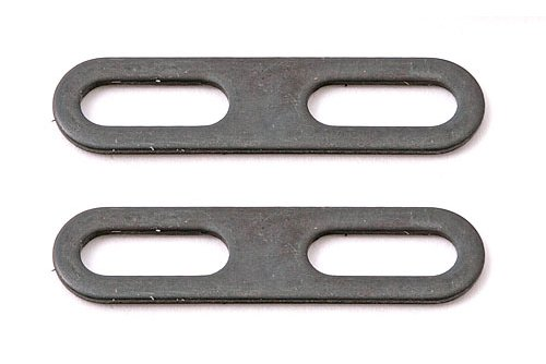 Team Associated AE21140 - Motor Mount Plates von Team Associated