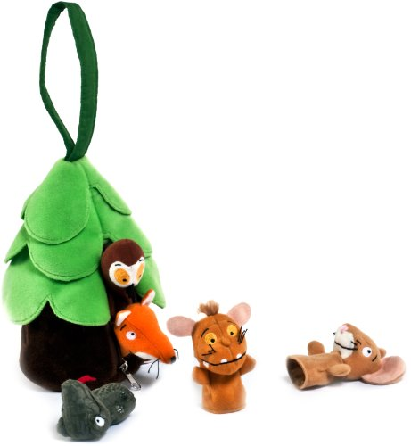 Aurora World 12972 - Gruffalo's Child Fingerpuppen von Aurora World Ltd