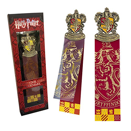 The Noble Collection Gryffindor Crest Lesezeichen von The Noble Collection