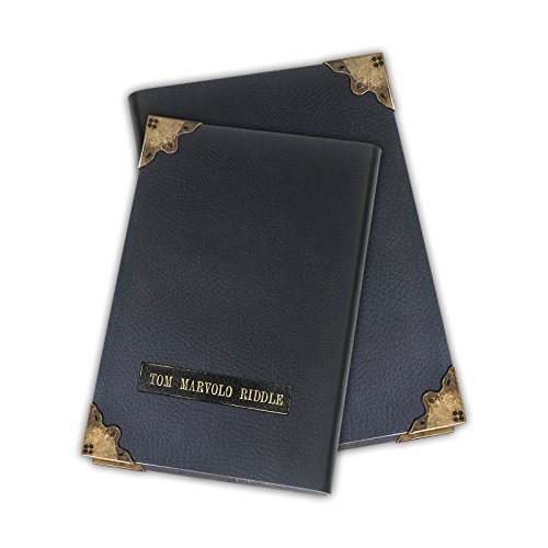 Harry Potter Notizbuch Tom Riddle Diary DIN A 5 von Horror-Shop