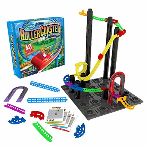 ThinkFun 1046-WLD Roller Coaster Challenge von ThinkFun