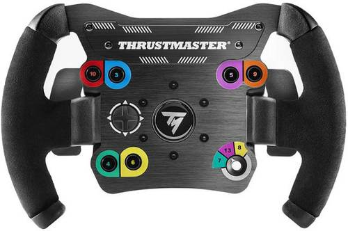 Thrustmaster TM Open Wheel AddOn Lenkrad Add-On USB PlayStation 4, Xbox One, PC Schwarz von Thrustmaster