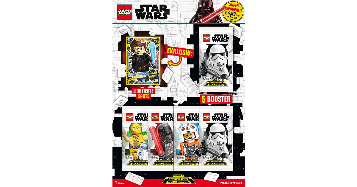 LEGO STAR WARS Serie II Multi-Pack von Top Media
