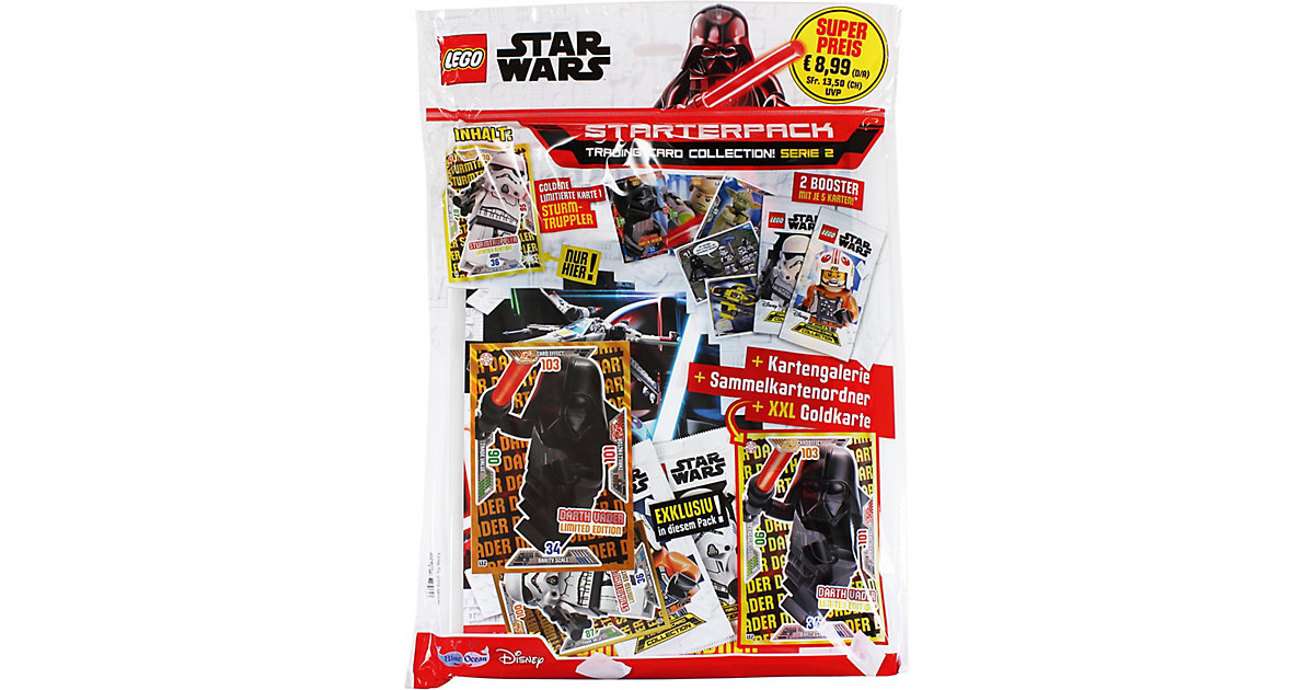LEGO STAR WARS Serie II Starter-Pack von Top Media