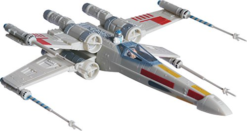 Star Wars X-Wing Fighter Mini-Snaptite Model Kit von Toy Zany