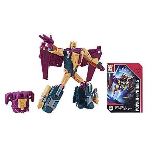 Transformers Generations Power of The Primes Deluxe Terrorcon Cutthroat von Transformers