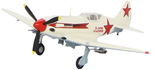 Easy Model 37224 Fertigmodell MiG 3 12th IAP Moskau Air Defence 1942 Easy Model von Easy Model