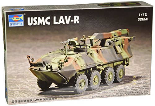Trumpeter 07269 Modellbausatz USMC Light Armored Vehicle-Recovery von Trumpeter