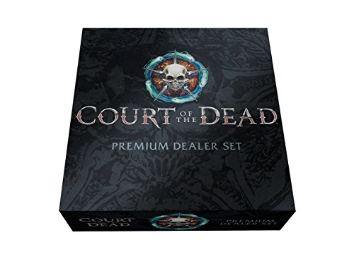 Court of The Dead Premium Playing Cards von USAopoly