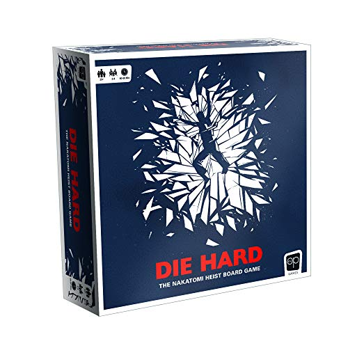 USAopoly Die Hard The Nakatomi Heist Strategy Board Game von USAopoly