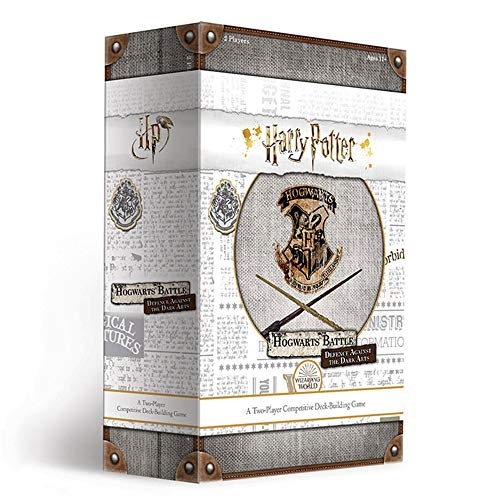 USAopoly Harry Potter Hogwarts Battle Defense Against The Dark Arts Deck Building Game von USAopoly