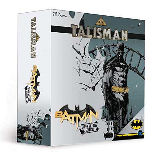 USAopoly Talisman Batman Super-Villains Edition Board Game von USAopoly