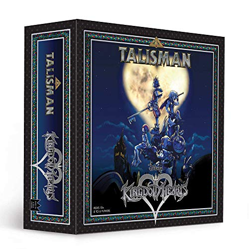 USAopoly Talisman Kingdom Hearts - English von USAopoly