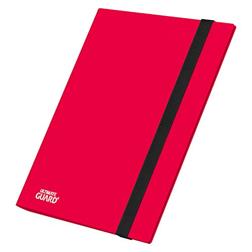Ultimate Guard UGD010045 - 9-Pocket FlexXfolio, rot von Ultimate Guard