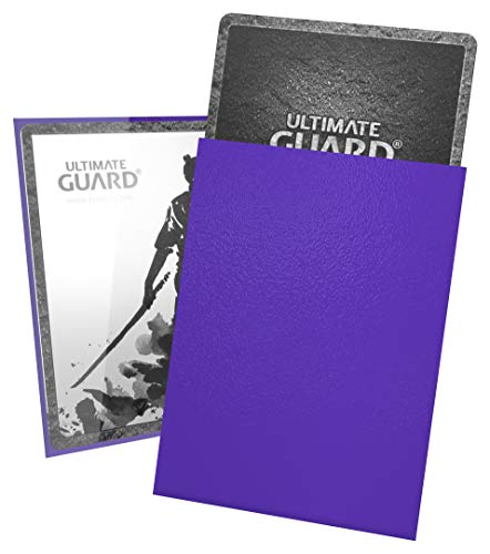 Ultimate Guard UGD010108 Kartenhüllen, Blau von Ultimate Guard