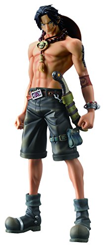 Banpresto One Piece 10.25-Inch Portgas D Ace Masters Stars Piece Revival Figure von BANPRESTO