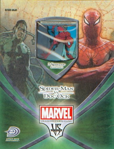 DC Origins - Spider-Man Versus Doc Ock, 2-Spieler Starter Set (deutsch) von Marvel