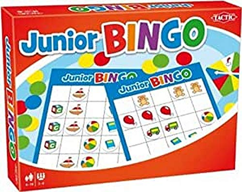 Junior Bingo von Tactic