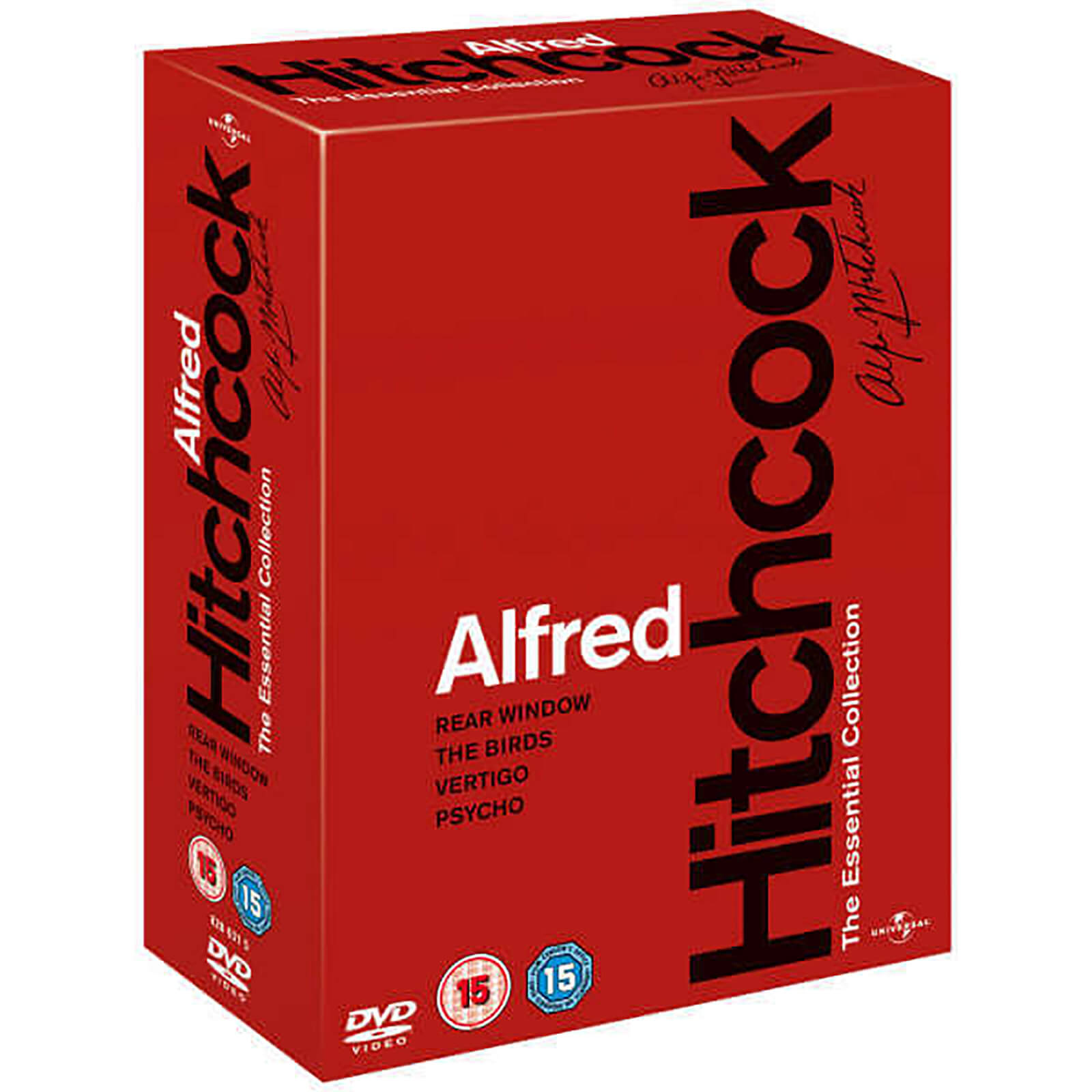 Alfred Hitchcock: The Essential Collection von Universal Pictures