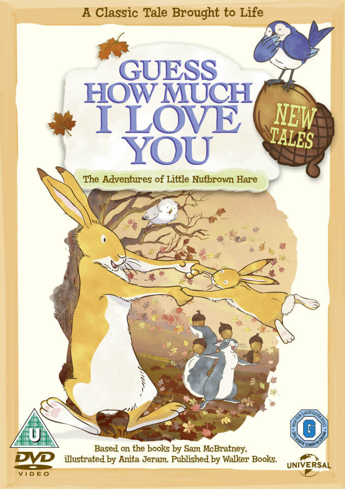 Guess How Much I Love You - New Tales von Universal Pictures