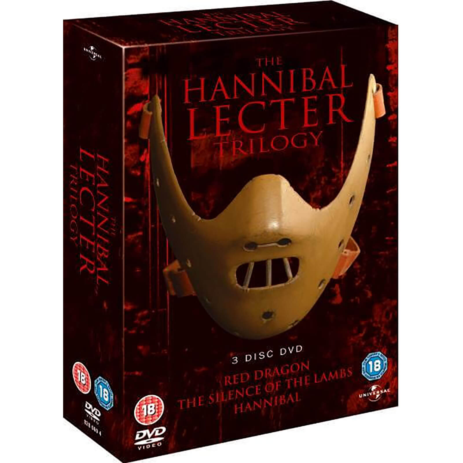 Hannibal Lecter Trilogy von Universal Pictures