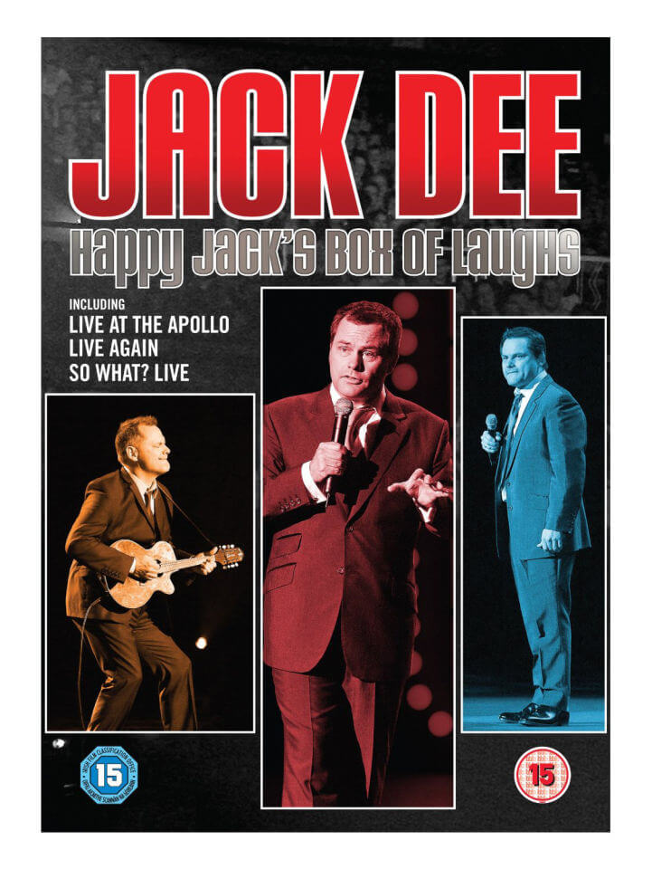 Jack Dee - Live Again / Live At The Hammersmith Apollo 2002 / Jack Dee Live (2013) von Universal Pictures