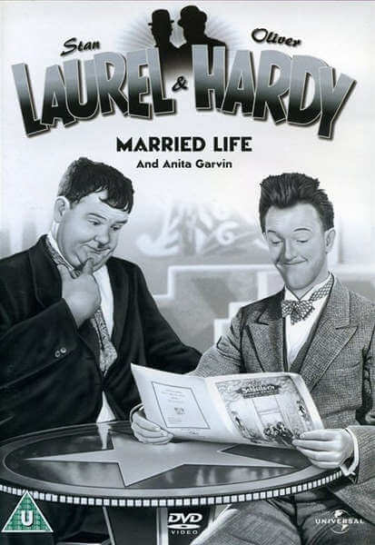 Laurel & Hardy - Married Life And Anita Garvin von Universal Pictures