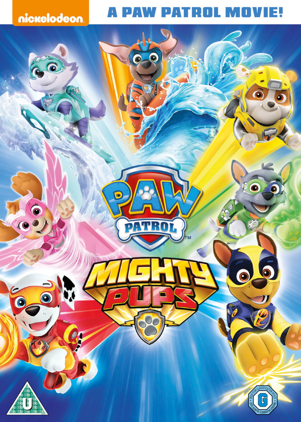 Paw Patrol: Mighty Pups von Universal Pictures