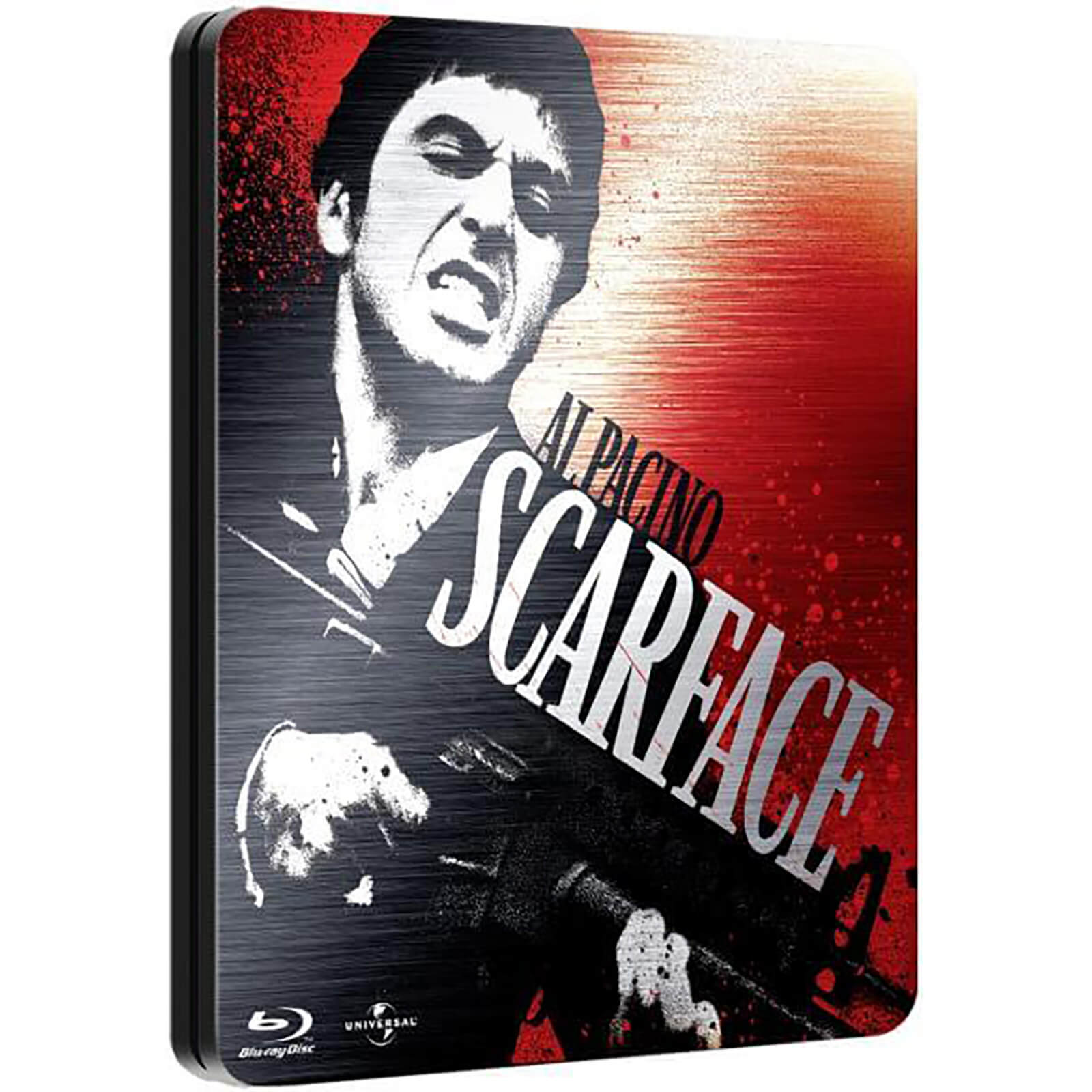 Scarface: Limited Steelbook Edition von Universal Pictures