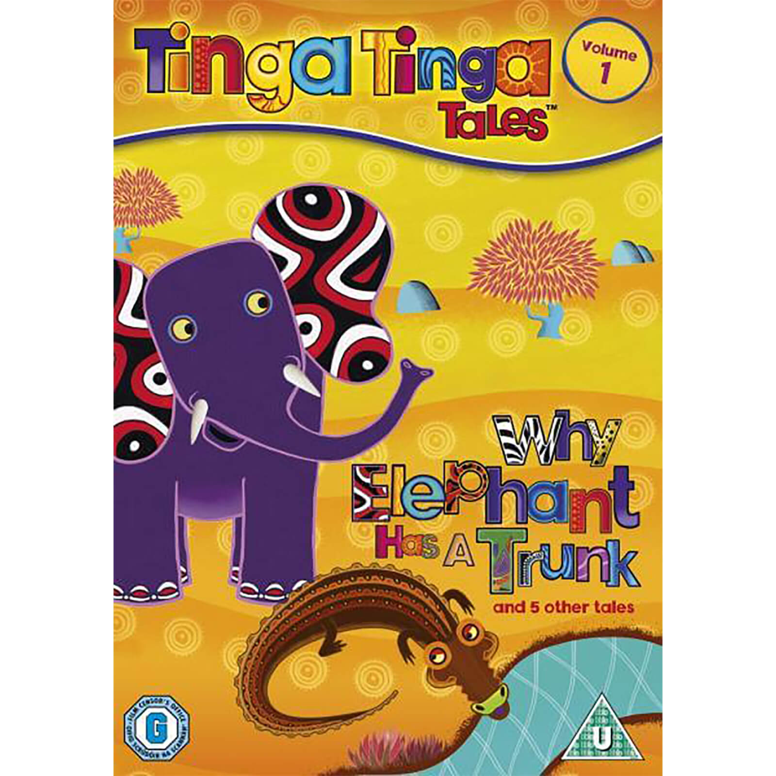 Tinga Tinga Tales - Why Elephant Has A Trunk von Universal Pictures