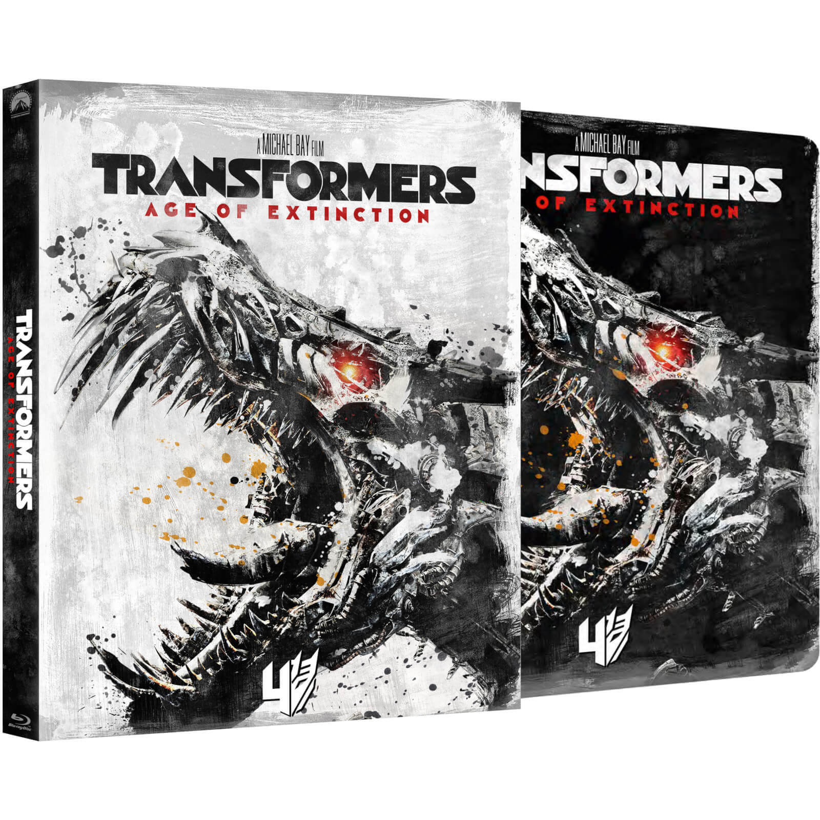 Transformers 4: Age of Extinction - Zavvi Exclusive Limited Edition Steelbook With Slipcase von Universal Pictures