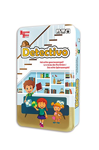 "University Games 318840 ""Detectivo"" Spiel von University Games"