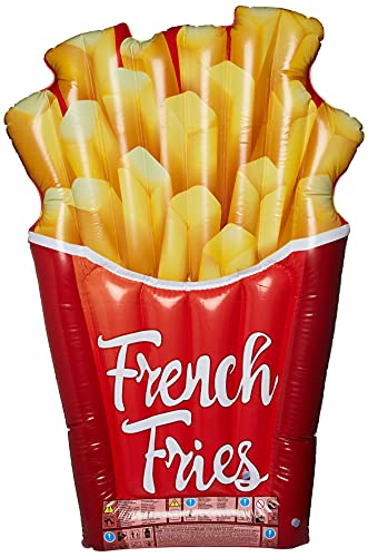 "Intex 58775 Luftmatratze aufblasbar ""French Fries"" Pommes 175 x 132 cm von Intex"