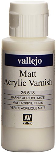 Vallejo Acrylic Varnish 60ml matt von Vallejo