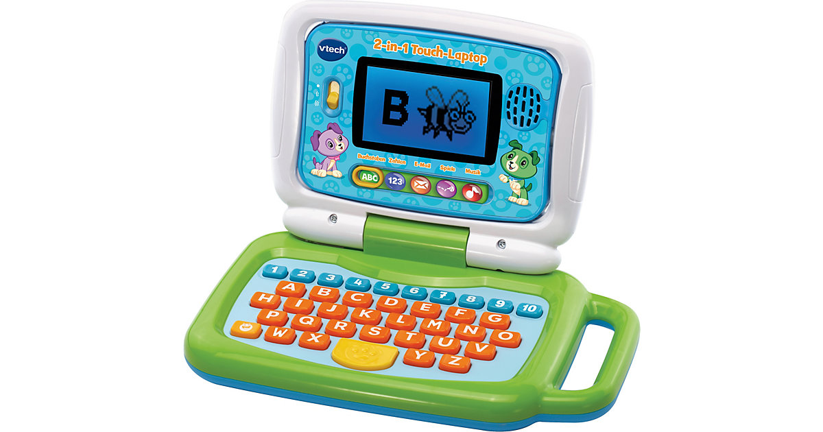 2-in-1 Touch-Laptop von Vtech