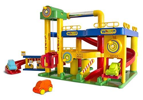 Speelgoed Garage Wader : Spielzeug von wader online entdecken bei spielzeug world